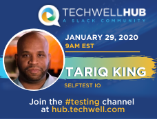Tariq King is Taking Over the Hub