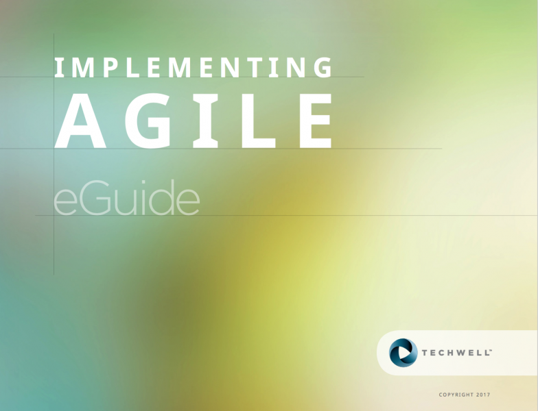 Implementing Agile eGuide