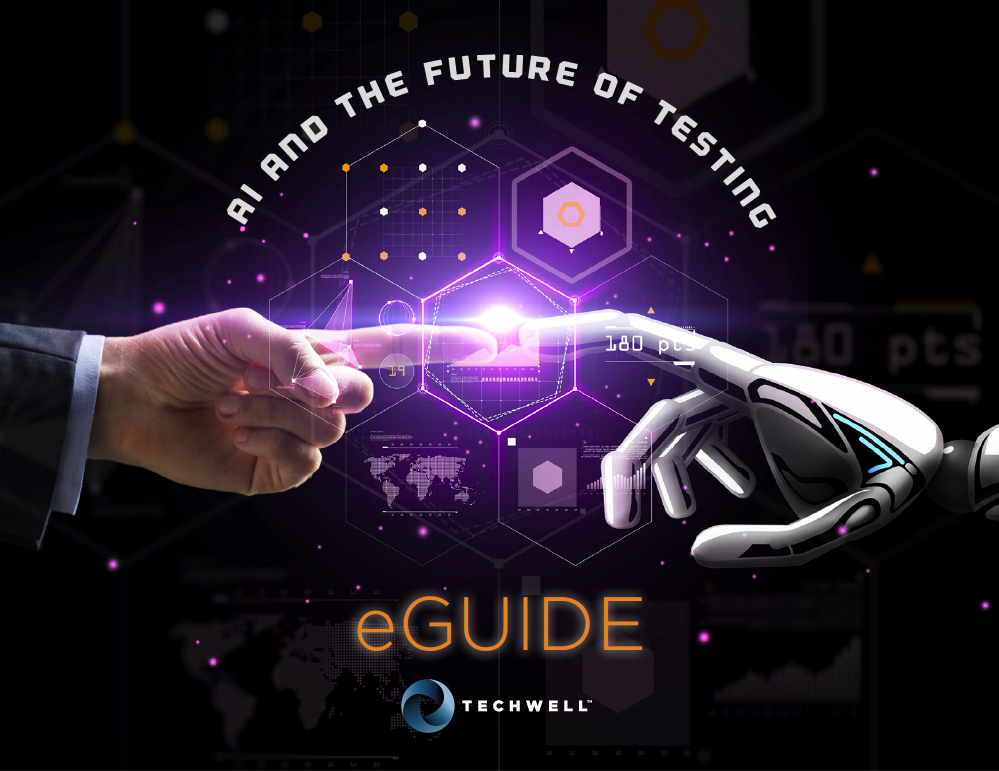 AI and the Future of Testing eGuide